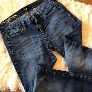 JCrew Stretch Matchstick Jeans 27short